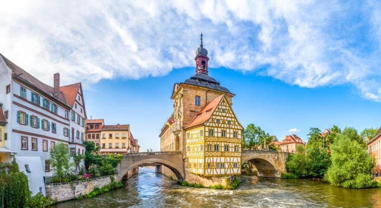 Huurauto Bamberg