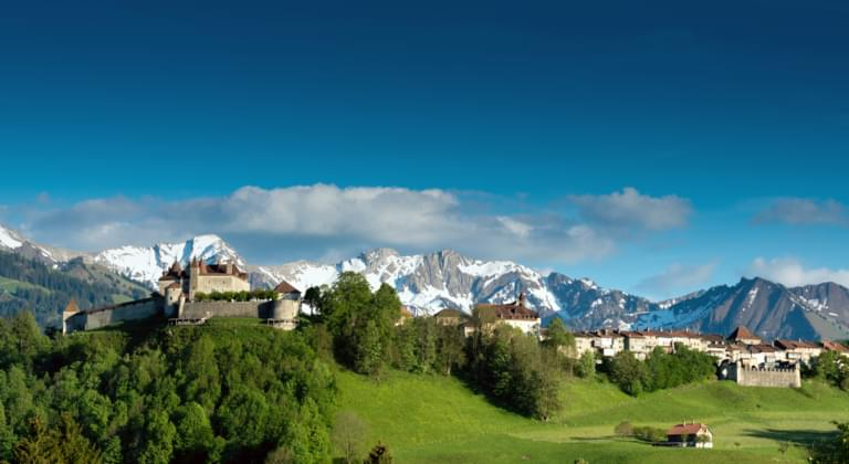 Rental Car Canton of Fribourg