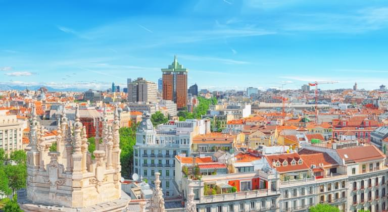 Rental Car Community of Madrid