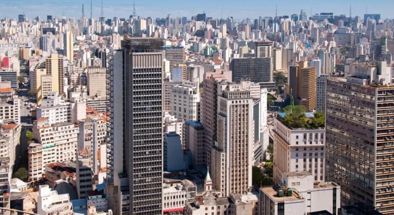 Mietwagen São Paulo