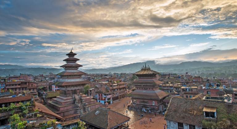 Alquiler de coches Nepal