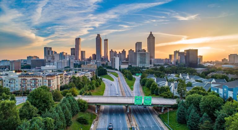 Mietwagen Flughafen Atlanta