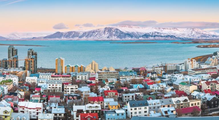 Mietwagen Reykjavík