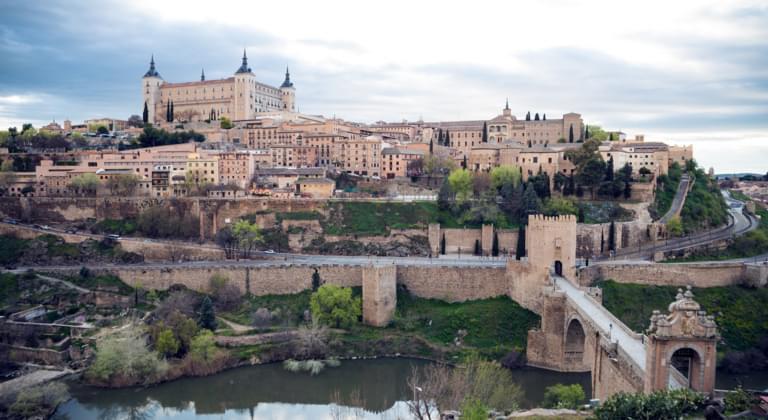 Mietwagen Kastilien-La Mancha