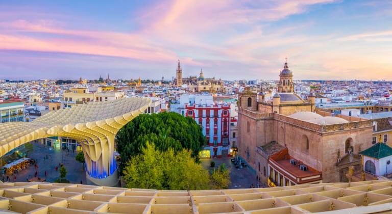 Huurauto Sevilla