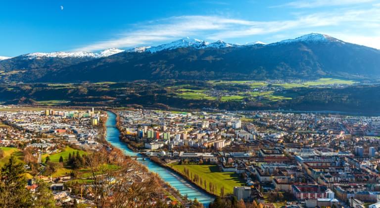 Mietwagen Flughafen  Innsbruck-Kranebitten