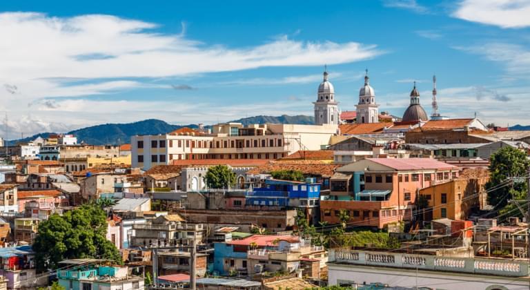 Mietwagen Flughafen Santiago de Cuba