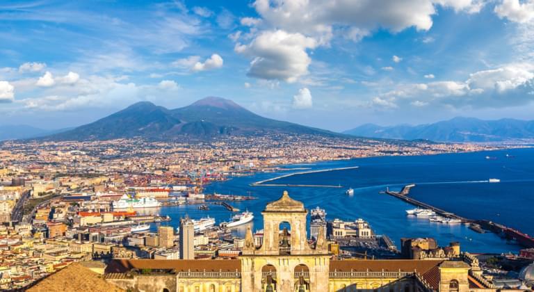 Noleggio auto Aeroporto di Napoli-Capodichino