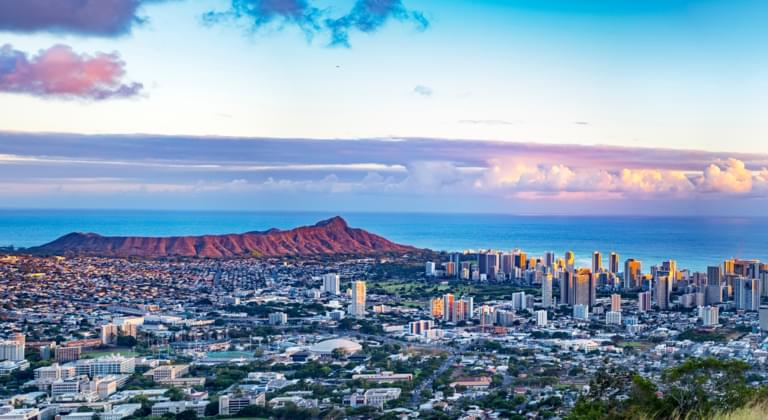 Mietwagen Flughafen Honolulu