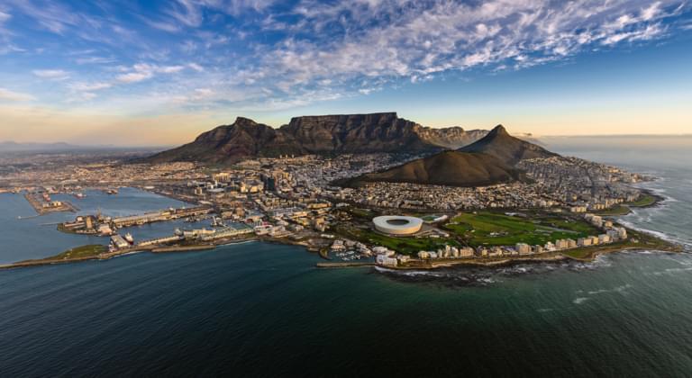 Huurauto Kaapstad