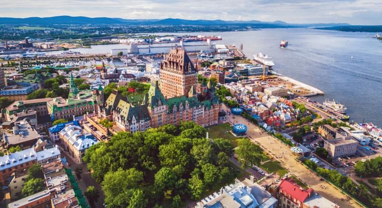 Alquiler de coches Quebec