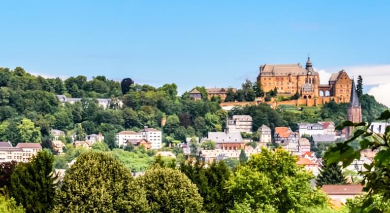 Huurauto Marburg
