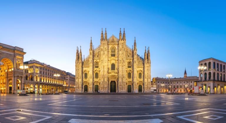 Rental Car Milan-Malpensa Airport