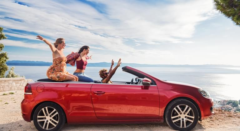 Convertible Rental Cars >> Rent A Convertible Car For Your Holidays Drive Topless