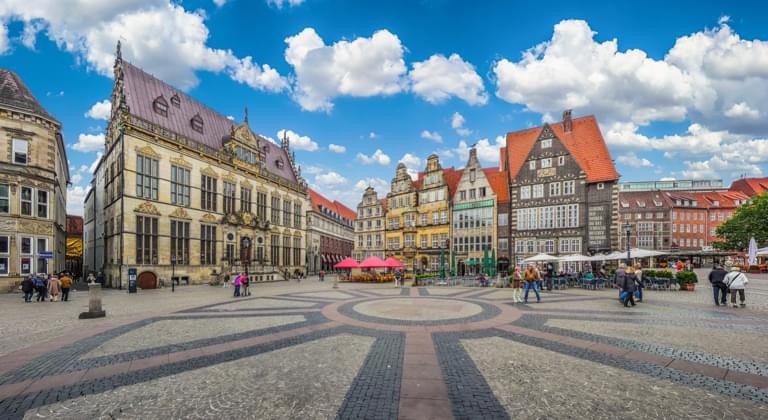Huurauto Bremen