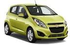 Chevrolet Spark, bonne offre Amérique Centrale