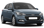 Hyundai i20, good offer Saxony