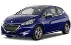 Peugeot 208, Cheapest offer Catania