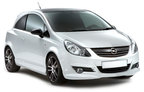 Opel Corsa, Cheapest offer Community of Madrid
