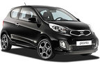 Kia Picanto, Goedkoopste aanbieding Yorkshire and the Humber