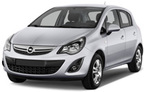 Opel Corsa, Cheapest offer Barcelona Airport