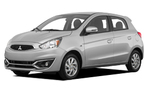 Mitsubishi Mirage, Beste aanbieding Honolulu International Airport