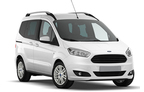 Ford Courier, Alles inclusief aanbieding Luchthaven Antalya
