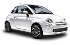 Fiat 500, Hervorragendes Angebot Flughafen Palermo