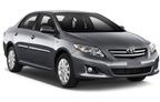 Toyota Corolla 4dr A/C