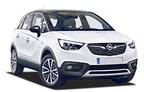 Opel Crossland X, Excellent offer Hesse
