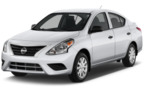 NISSAN VERSA, Uitstekende aanbieding Burlington International Airport
