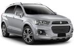 Holden Captiva, Günstigstes Angebot 7-Sitzer