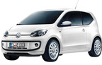 VW up! 2dr A/C, Excelente oferta Worms