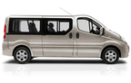Renault Trafic 9P. 5dr A/C