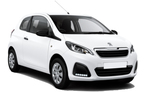 Peugeot108, Cheapest offer Basel