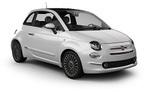 Fiat 500, Gutes Angebot Cabrio