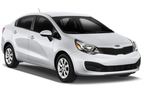 Kia Rio Sedan 5dr A/C, Hervorragendes Angebot InterRent