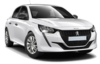 Peugeot 208, good offer Santos Dumont Airport
