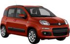 Fiat Panda, Günstigstes Angebot Flughafen Venedig