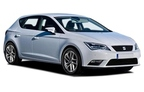 Seat Leon, Excellent offer Friedrichshafen Airport