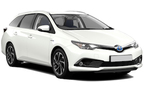 Toyota Auris Estate, good offer Latvia