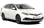 Toyota Auris Estate, Gutes Angebot Lettland