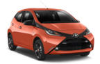 TOYOTA AYGO 1.0, Cheapest offer Tartu County