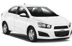 Chevrolet Sonic, Alles inclusief aanbieding Brits-Columbia