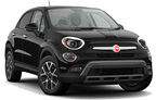 Fiat 500X, good offer Italy