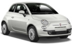 FIAT 500 1.0, Cheapest offer Klaipėda County