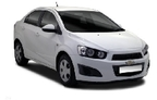 Chevrolet Aveo or similar, excellente offre General Heriberto Jara International Airport