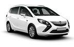 Opel Zafira, offre la moins chère Voiture 7 places