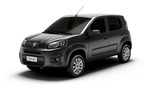 Fiat Novo Uno 3dr A/C
