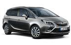 Opel Zafira 5+2P. 5dr A/C